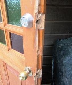 Burglarydoor