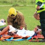 Piha rescue excercise