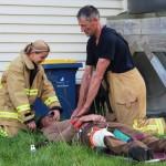 CPR on Simon