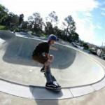 Skate bowl Piha