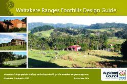 Waitakere Ranges Foothills guide